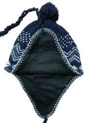 Yacht & Smith Kids Winter Fleece Helmet Hat Assorted 12 pack