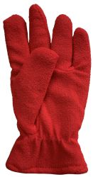 Yacht & Smith Womens Double Layer Fleece Gloves Packed Assorted Colors 36 pack