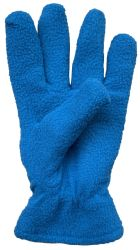 Yacht & Smith Womens Double Layer Fleece Gloves Packed Assorted Colors