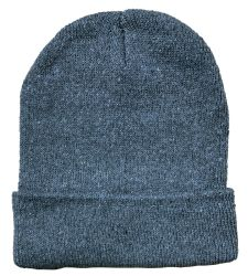 Yacht & Smith Kids Winter Beanie Hat Assorted Colors Bulk Pack Warm Acrylic Cap 48 pack