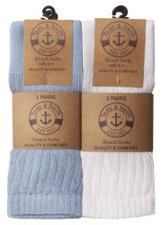 Yacht & Smith Slouch Socks For Women, Assorted Colors Size 9-11 - Womens Scrunchie Sock