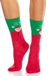 Yacht & Smith Christmas Holiday Socks, Sock Size 9-11 48 pack