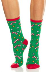 Yacht & Smith Christmas Holiday Socks, Sock Size 9-11 72 pack
