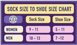 Yacht & Smith Slouch Socks For Women, Assorted Bold Basics Sock Size 9-11