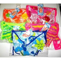 Ladies 2pc Bikini Swim Suit 48 pack