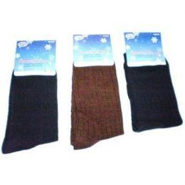 Mens 1 Pair Dress Socks in Assorted Colors 120 pack
