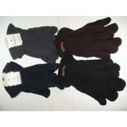 Mens Flecce Winter Gloves 120 pack