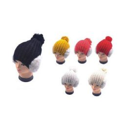 Hat with Earmuffs 36 pack