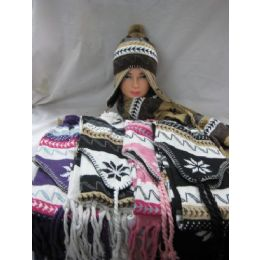 Thick And Warm Pilot Winter Hat 48 pack