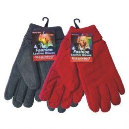 WINTER Fleece Glove Women HD 72 pack