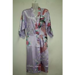 Ladies Silky Night Gown 72 pack