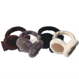 Ear Muff HD w/ Fur 48 pack