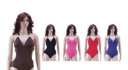Ladies Bathing Suit On Hanger 36 pack