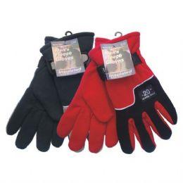 Winter Fleece Glove Men HD 36 pack