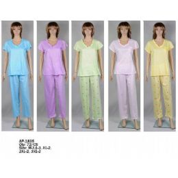 Ladies PJ Set 72 pack