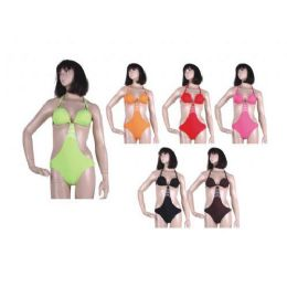 1PC SWIMSUIT ON HANGER 36 pack