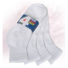 Boys Ankle Sock 4 Pack 48 pack