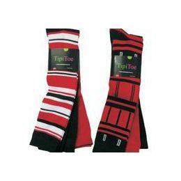 Ladies Stripped Knee High Sock 60 pack