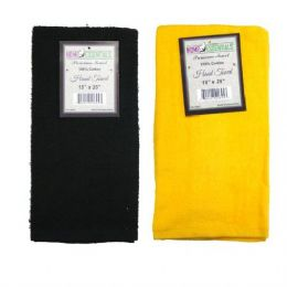 Towel Hand Terry 15x25 144 pack