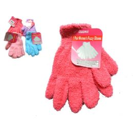 Fuzzy Gloves 288 pack