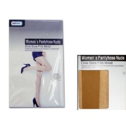 PANTYHOSE WOMEN'S NUDE 288 pack