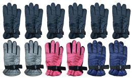 Yacht & Smith Kids Thermal Sport Winter Warm Ski Gloves