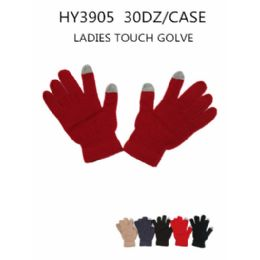 LADY'S TOUCH GLOVE 72 pack