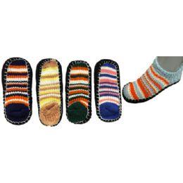 Antidepressant Floor Knitted Socks Room Socks 36 pack