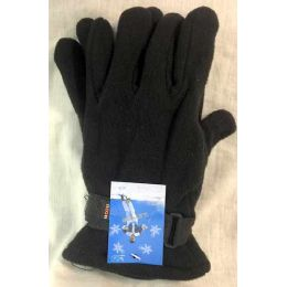 Fleece Man Gloves 60 pack