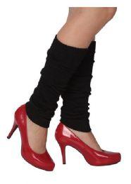Women's Solid Legwarmers 36 pack