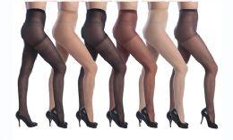 Isadora Comfort Sheer Pantyhose( Beige Color Only) 72 pack
