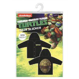 Ninja Turtles Rain Slicker 12 pack