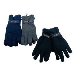 Men's Thermal Insulate Fleece Gloves 24 pack