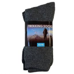 Mens Thermo Socks 2pk 72 pack
