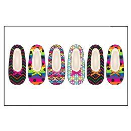 Ladies Slipper Socks With Fur-Bright Pack Sizes S-M, M-L 72 pack