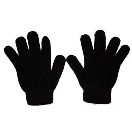Yacht & Smith Unisex Black Magic Gloves 144 pack