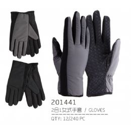 Adult Touch Screen Gloves 72 pack