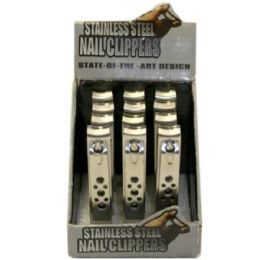 NAIL CUTTER IN A DISPLAY BOX 300 pack