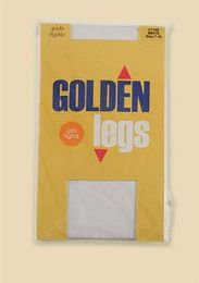 Golden Legs Kids Tights Size 1-3 In Black 72 pack