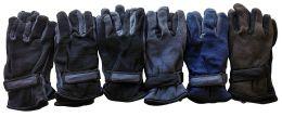 Yacht & Smith Men's Fleece Gloves 6 pack