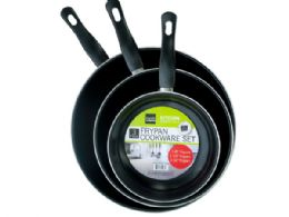 Frying Pan Cookware Set 6 pack