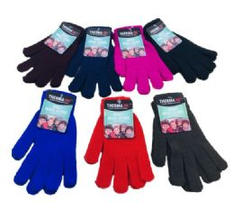 Adult Magic Gloves Assorted Colors 72 pack