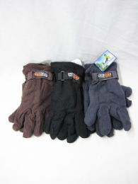 Winter Sport Mens Warm Gloves 96 pack