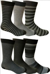 Yacht & Smith Dress Socks, Colorful Patterned Assorted Styles