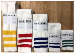 Sock Pallet Deal Mix Of All New Tube Sock For Men Women Children Great Buy 600 pack
