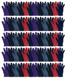 Yacht & Smith Women's Warm And Stretchy Winter Magic Gloves 180 pack