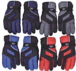 Men's Waterproof Ski Glove 48 pack