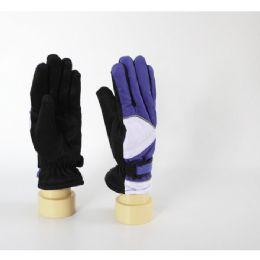 Women's Sport Ski Glove Assorted Colors 36 pack