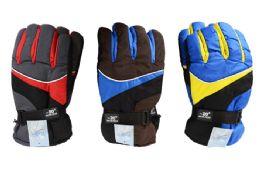 Mens Ski Gloves Large 24 pack