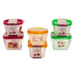 2pk Food Storage Container